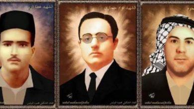Photo of ذكرى 3 شهداء تسابقوا لحبل المشنقة.. حكاية أبطال