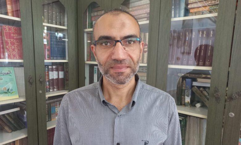 الدكتور محمد حمدان