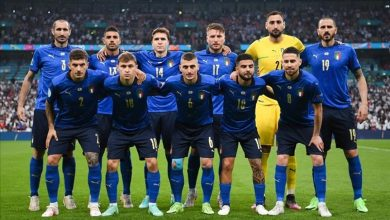 "Photo of قدم.. إيطاليا بطلا لـ""يورو 2020″"