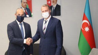 Photo of أذربيجان تفتتح مكتبا تجاريا بتل أبيب تمهيدا لافتتاح سفارتها مستقبلا