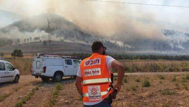 Photo of منع إشعال النيران في في المناطق المفتوحة حتّى نهاية أيلول وتغريم المخالفين