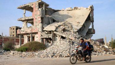 Photo of النظام السوري يصعّد مجدداً في درعا ويحاول اقتحام المنطقة