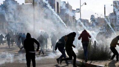 Photo of اعتقال 6 شبان وإصابة 53 الليلة وفجر اليوم في بيتا