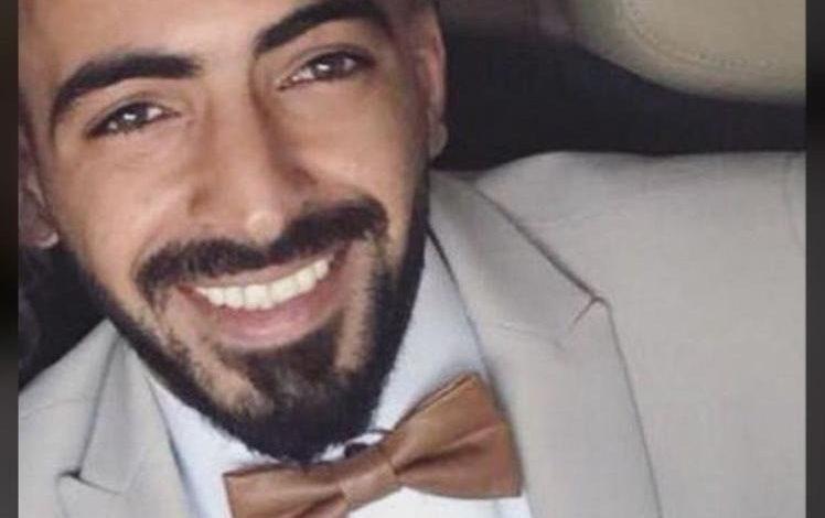 الشاب إبراهيم نصر بشير