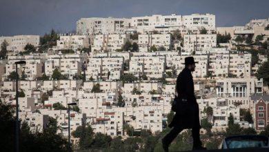 Photo of توجه إسرائيلي للمصادقة على بناء ألفي وحدة استيطانية في الضفة