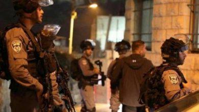Photo of قوات الاحتلال تعتقل 4 مواطنين بالضفة