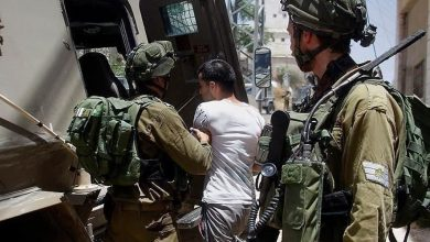 Photo of الاحتلال يعتقل عددا من المواطنين بالضفة منهم 5 أطفال