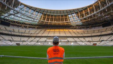 Photo of قطر.. اكتمال فرش عشب ملعب نهائي مونديال 2022