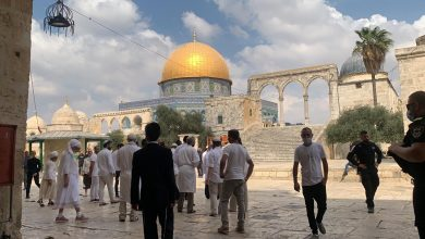 Photo of هيئات إسلامية مقدسية: نحذر من الانتهاكات المتواصلة للمسجد الأقصى ونطالب الأمة بالدفاع عن حرمته