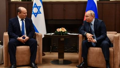 Photo of بوتين لبينيت: العلاقات بين روسيا وتل أبيب فريدة لكن هناك مسائل خلافية