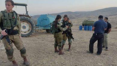 Photo of مستوطنون يسممون آبار مياه الشرب بالضفة المحتلة
