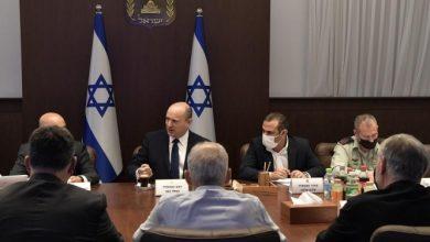 Photo of الحكومة الإسرائيلية تصادق على خطة متعددة السنوات لمكافحة الجريمة في المجتمع العربي