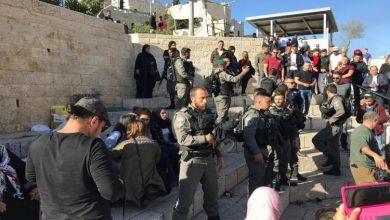 Photo of هيئات مقدسية تدين الاعتداء على احتفال المولد النبوي في القدس