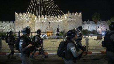 Photo of الاحتلال يعتقل 4 فلسطينيين في القدس